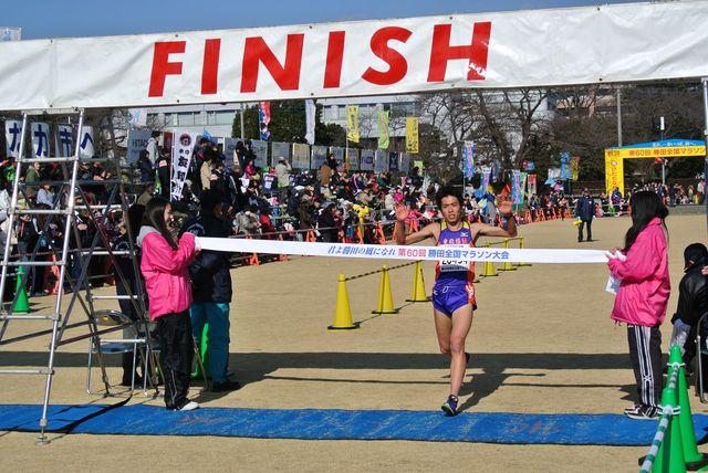 第60回勝田全国マラソン大会